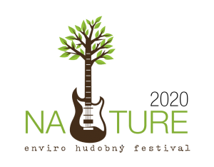logo festival nature dark