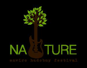 logo festival nature dark