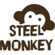 logo steel monkey