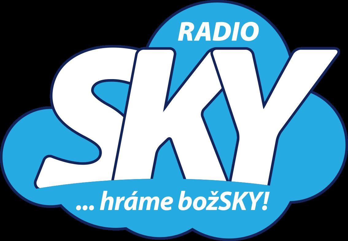 logo radio sky